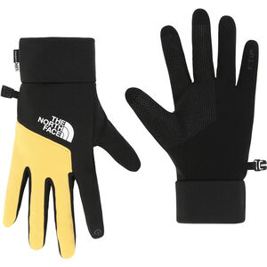 The North Face Etip Gloves Herr tnf black/tnf yellow tnf black/tnf yellow