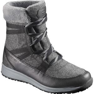 Salomon Heika CS WP Shoes Dam black/quarry/alloy black/quarry/alloy