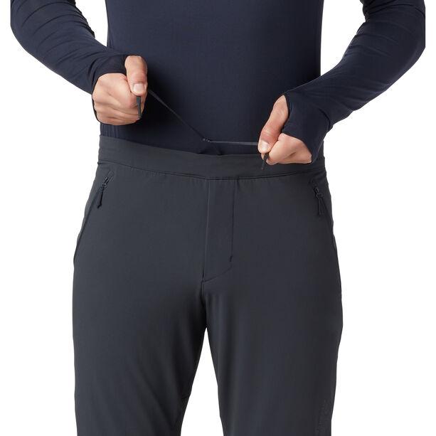 Mountain Hardwear Chockstone Pull On Pants Herr Dark Storm
