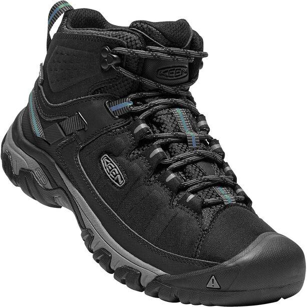 Keen Targhee Exp Waterproof Mid Shoes Herr black/steel grey