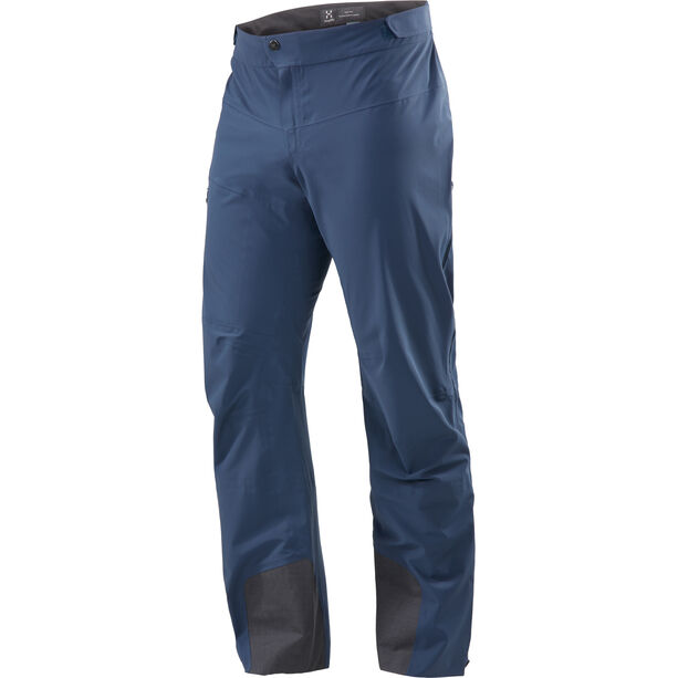 Haglöfs L.I.M Touring PROOF Pants Herr tarn blue