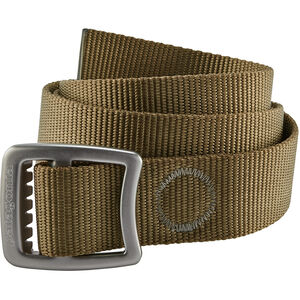 Patagonia Tech Web Belt ash tan ash tan