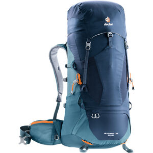 Deuter Aircontact Lite 50+10 Backpack navy-arctic navy-arctic