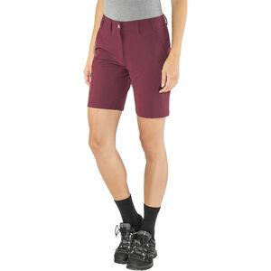 Mammut Hiking Shorts Dam merlot merlot