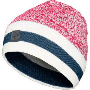 Norrøna /29 Marl Knit Stripe Wool Beanie jester red jester red