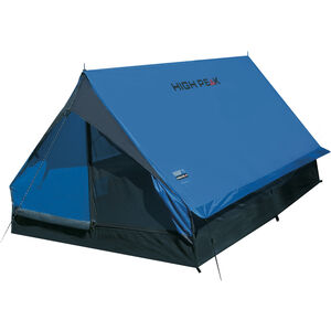 High Peak Minipack Tent blue/grey blue/grey