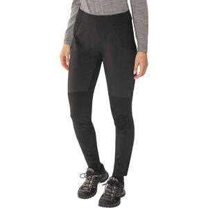 Bergans Fløyen Pants Dam black/solid charcoal black/solid charcoal