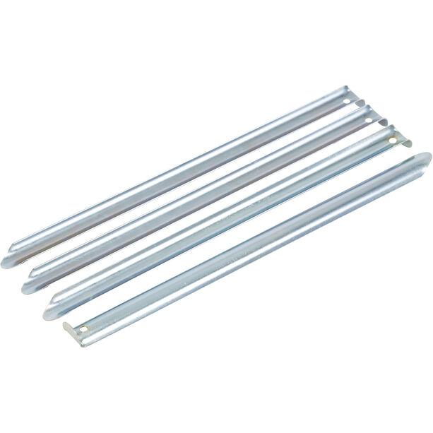 CAMPZ Steel Sand/Snow Peg 50cm silver