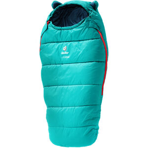Deuter Little Star Sleeping Bag Barn petrol/navy petrol/navy