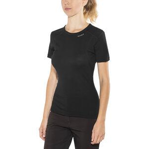 Devold Hiking T-shirt Dam black black