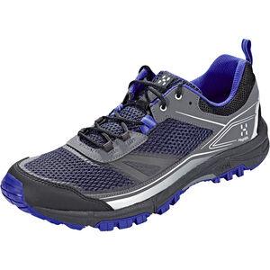 Haglöfs Gram Trail Shoes Herr magnetite/cobalt blue magnetite/cobalt blue