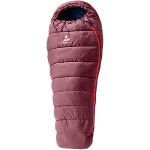 Deuter Starlight Sleeping Bag Barn maron/navy maron/navy