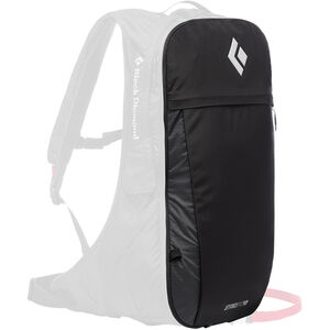 Black Diamond Jetforce Pro Booster Split Pack 10l Black Black