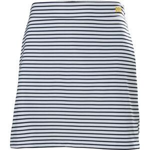Helly Hansen Thalia Skirt Dam navy stripe navy stripe
