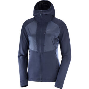 Salomon Grid FZ Midlayer Dam night sky night sky
