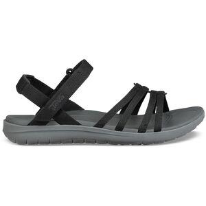 Teva Sanborn Cota Sandals Dam black black