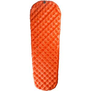 Sea to Summit Ultra Light Insulated Mat Small orange orange