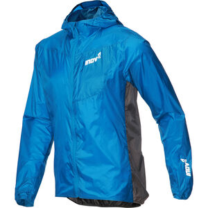 inov-8 Windshell FZ Herr blue/dark grey blue/dark grey