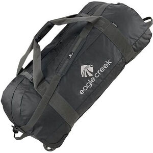 Eagle Creek No Matter What Rolling Duffel XL black black