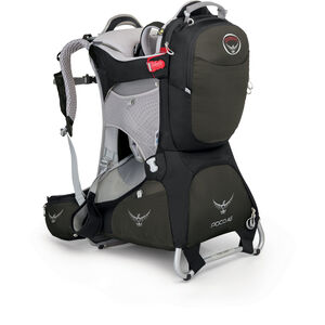 Osprey Poco AG Plus Child Carrier black black
