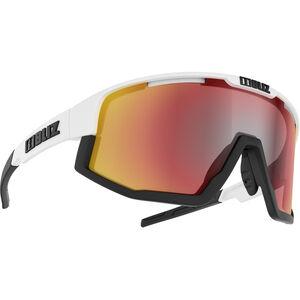 Bliz Fusion M12 Glasses white/black/smoke with red multi white/black/smoke with red multi