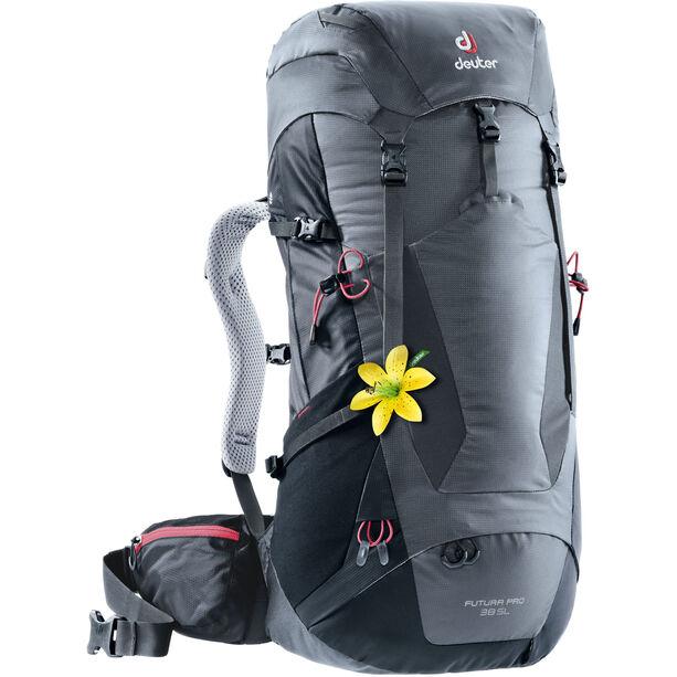 Deuter Futura Pro 38 SL Backpack Dam graphite-black