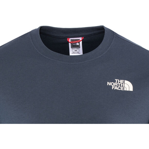 The North Face Red Box S/S Tee Herr urban navy/vintage white