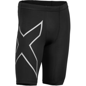 2XU Run Compression Shorts Herr black/ black reflective black/ black reflective