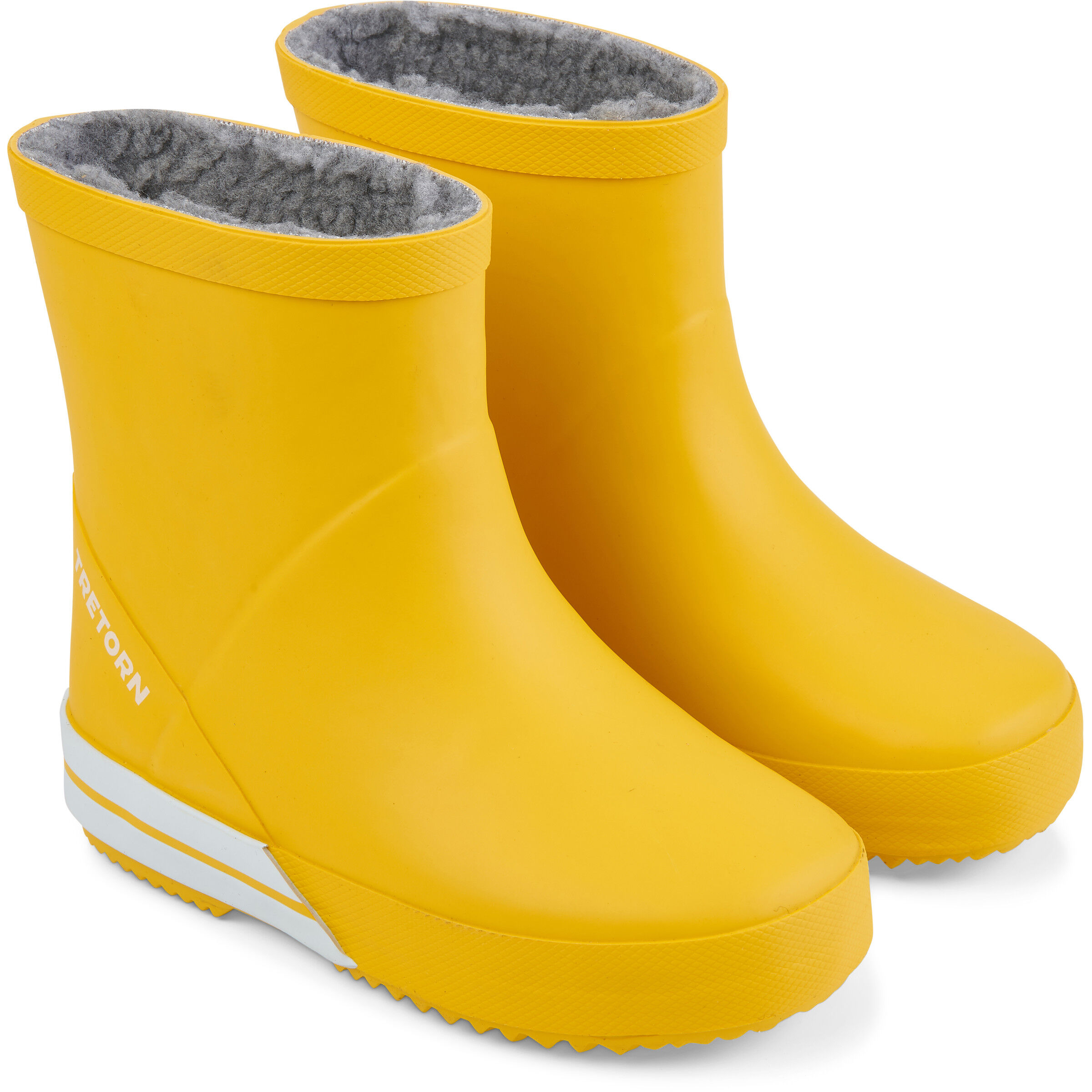Tretorn Basic Winter Rubber Boots Barn Spectra Yellow