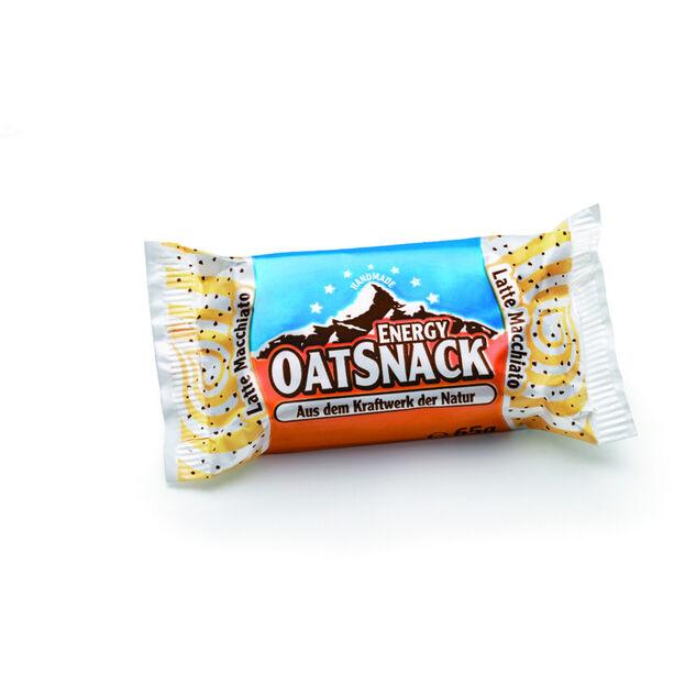 Energy OatSnack Bar 65g latte macchiato