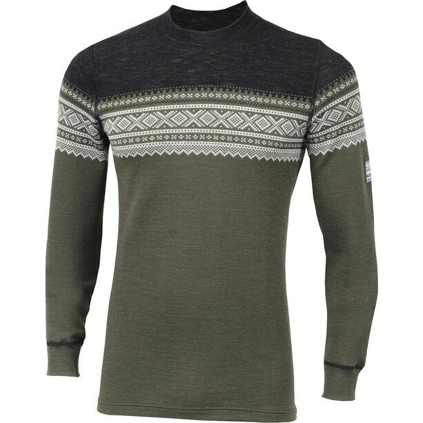 Aclima DesignWool Marius Crew Neck Shirt Herr nordmarka