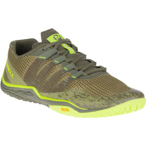 Merrell Trail Glove 5 Shoes Herr olive drab olive drab
