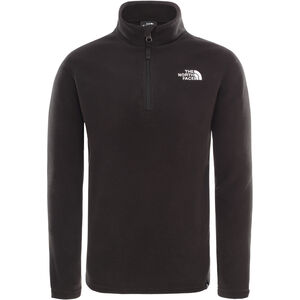 The North Face Glacier 1/4 Zip Barn TNF Black/TNF White TNF Black/TNF White