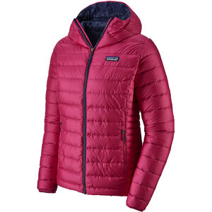 Patagonia Down Sweater Hoody Dam Craft Pink w/Classic Navy Craft Pink w/Classic Navy