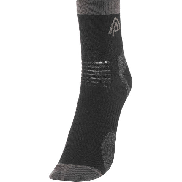Aclima Running Socks 2-Pack jet black