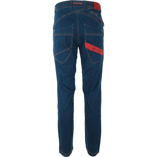 La Sportiva Dawn Wall Jeans Herr jeans/brick