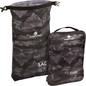 Eagle Creek Pack-It Active Essential Set geo scape black geo scape black