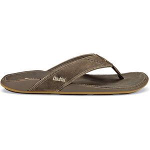 OluKai Nui Sandals Herr clay/clay clay/clay