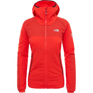 The North Face Summit L3 Ventrix Hoodie Dam fiery red fiery red