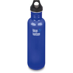 Klean Kanteen Classic Bottle Loop Cap 800ml coastal waters coastal waters