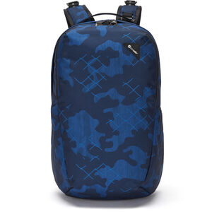 Pacsafe Vibe 25 Backpack blue camo blue camo