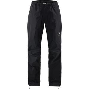 Haglöfs L.I.M Pants Dam true black long true black long