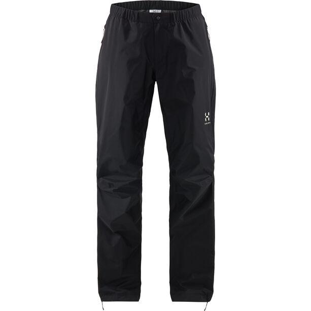 Haglöfs L.I.M Pants Dam true black long