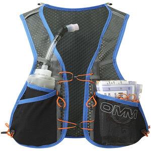 OMM TrailFire Vest blue/grey blue/grey