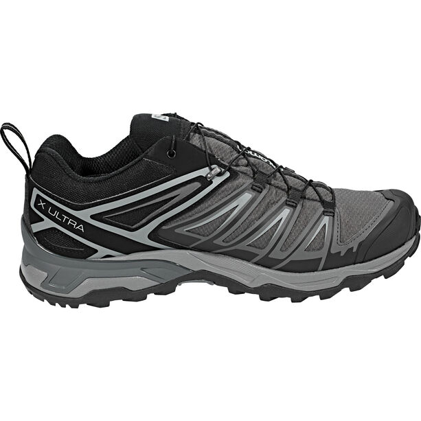 Salomon X Ultra 3 GTX Shoes Herr black/magnet/quiet shade