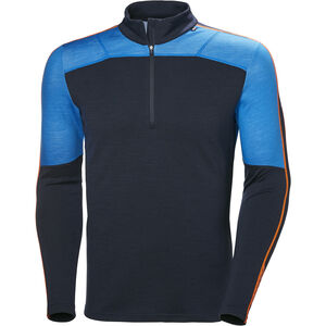 Helly Hansen HH Lifa Merino 1/2 Zip Herr electric blue electric blue