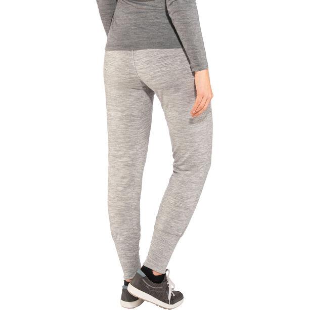 super.natural Essential Cuffed Pants Dam ash melange