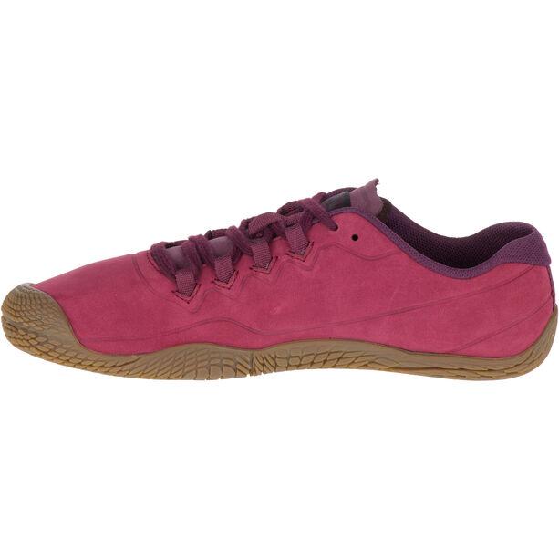 Merrell Vapor Glove 3 Luna LTR Shoes Dam pomegranate