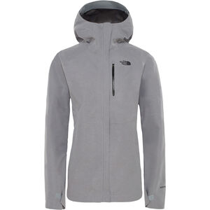 The North Face Dryzzle Jacket Dam tnf medium grey heather tnf medium grey heather