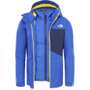 The North Face Clement Triclimate Jacket Pojkar tnf blue tnf blue